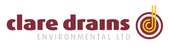Logo: Clare Drains