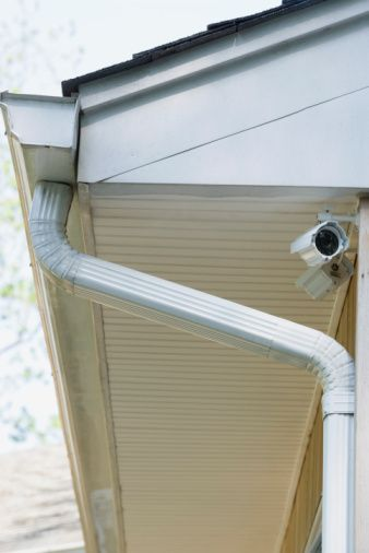 Experts in gutters cleaning
