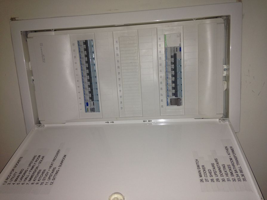 Electrical Fuse Boards Fuse Board sr Electrical sr