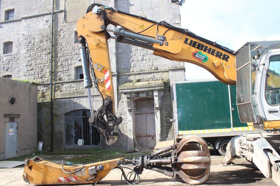 Demolition   Factory Strip   United Metals   Limerick Limerick