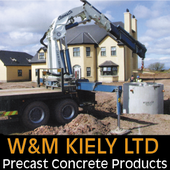 Logo: Kiely W & M Ltd