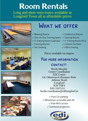 EDI Centre in 11A2 Mastertech Business Park Athlone Road