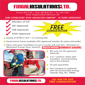 Fingal Insulations in Balbriggan | Insulation Service | goldenpages ie