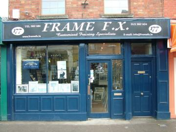 Frame FX - Our premises