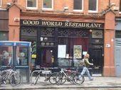 Logo: Good World Chinese Restaurant