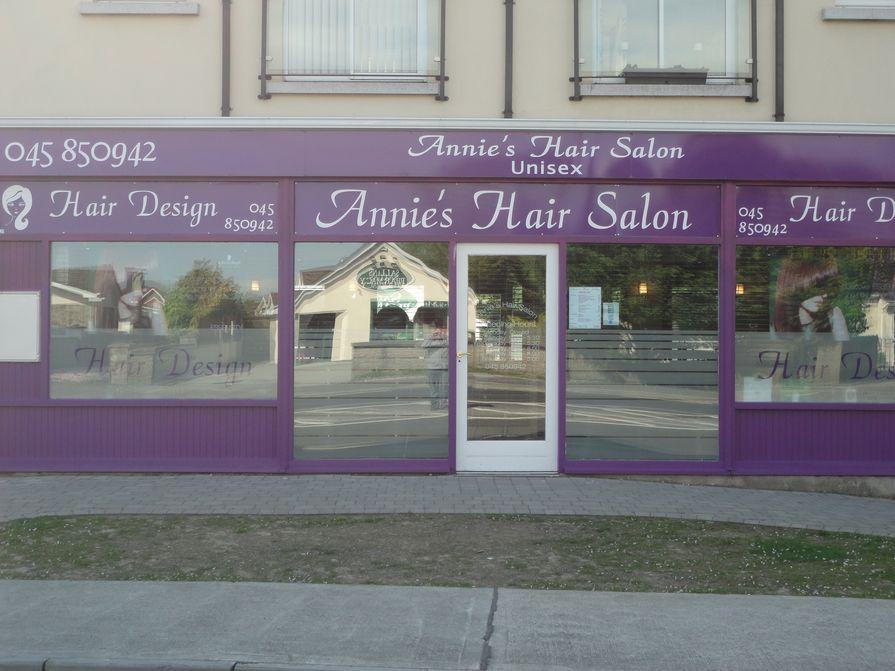 Contact Annie S Hair Salon Kildare Annie S Hair Salon