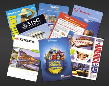 R T S  Brochure Distribution Services - Brochure Distribution in