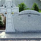 Logo: Moloney Monumental Works