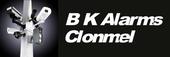 Logo: BK Alarms