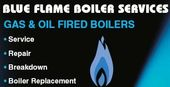 Logo: Blue Flame Boiler Services