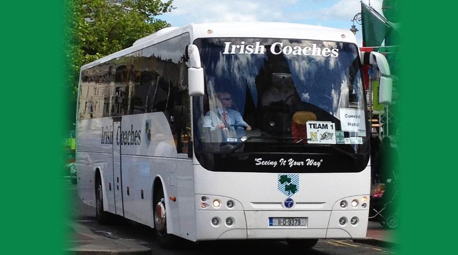 Irish Coaches | Coaches | Charter Services | Dublin | bus hire