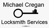 Logo: Michael Cregan Locksmith Services