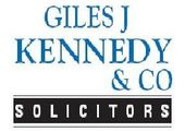 Logo: Giles J Kennedy & Co