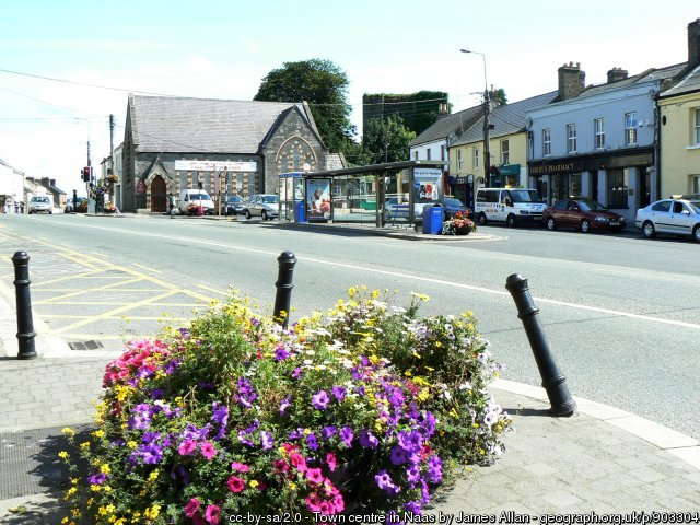 Places to Visit in Naas - GoldenPages ie
