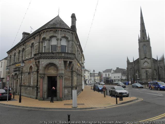 Carrickmacross Branch - Bank of Ireland